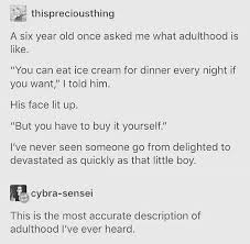 Definition Meme - put me like most accurate definition of adulthood