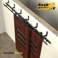 Barn Wood Doors For Sale Aliexpress Com Buy 3050mm To 4880mm Sliding Barn Door Track Top