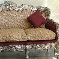 Victorian Sofa Set by Royal Silver Thrones U0026 Royal Silver Chair Manufacturer From