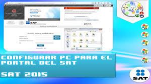 instala java para abrir el sitio del sat youtube configurar pc portal sat 2015 youtube