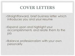 creating cover letters and resumes do your research know thyself