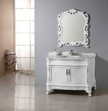 Bathroom Furniture Wood Online Get Cheap Wood Bathroom Cabinets Aliexpress Com Alibaba