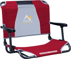 Stadium Bench Gci Outdoor Big Comfort Stadium Chair With Armrests U0027s