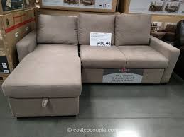 sofa chaise convertible bed pulaski