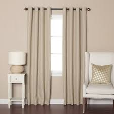 Best Home Fashion Curtains Best Home Fashion Inc Shimmery Basketweave Solid Blackout