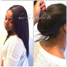 weave no leave out hairstyle brazillian want to pull your weave up into a high ponytail no problem