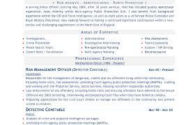 Military Intelligence Resume Fantastical Resumer 3 Conjugaison Du Verbe Resume Military Police