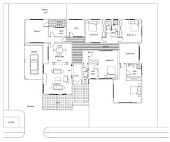 House Floor Plan Measurements Ghana House Plans U2013 Asafoatse House Plan