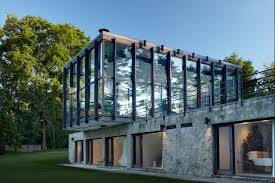 modernist house by philip johnson lists for 14 million wsj