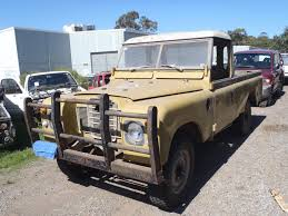 land rover series 3 6029 11 74 series 3 landrover ute 2 25l 4spd