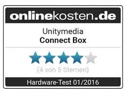 unitymedia verbindungsabbrüche unitymedia connect box im test mit 400 mbit s