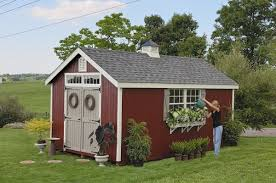 colonial shed design for decorating large garden idea get
