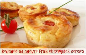 cuisiner des tomates cerises petites bouchées au chèvre frais et tomates cerises chefnini