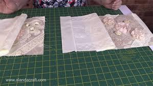 shabby chic quilt tutorial