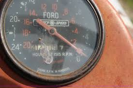 ford 881 tractor item j1245 sold august 27 ag equipment
