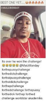 Challenge Worldstar Best One Yet Its He Won The Challenge