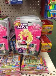 dollar tree barbie color alive couponing4charity