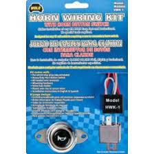 model hwk 1 air horn wiring kit horn accessories horns
