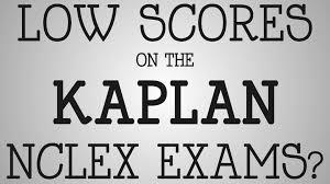 nclex rn exam low scores on the kaplan nclex exams youtube