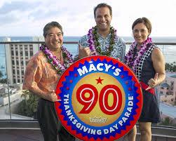 taira photos photos king s hawaiian macy s thanksgiving day