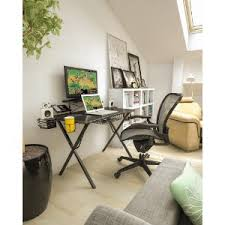 Console Gaming Desk Amazon Com Atlantic 33950212 Gaming Desk Pro Kitchen U0026 Dining