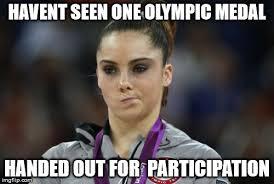 Medal Meme - mckayla maroney not impressed meme imgflip