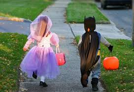 city of clarksville does not designate trick or treat times