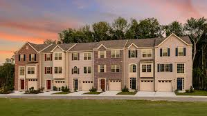 Calatlantic Floor Plans Ravenhurst Glen New Townhomes In Middle River Md 21220