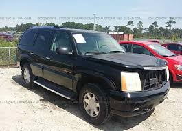 02 cadillac escalade 1gyek63n72r109638 rebuildable black cadillac escalade at