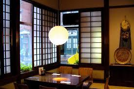 sketch of shoji screen doors striking asian latticework for