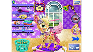 Cleaning Games For Girls Beautifull Princess Barbie Barbie Game Barbie Bathroom Cleaning