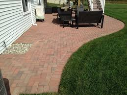 Basket Weave Brick Patio by Patios Walkways Driveways Porches And Steps Built To The