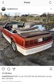 mustang salvage yard roadkill can a dude just get a mustang or 5 0 junkyard turbo