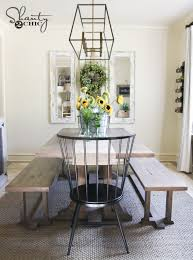 free dining table near me diy pottery barn inspired dining table for 100 shanty 2 chic