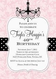 classy 50th birthday invitations choice image invitation design