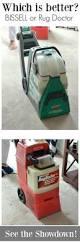 Rug Shampoo Machines Edic Polaris Self Contained Carpet Cleaning Machine 8 Gallon