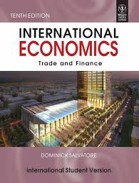 international economics trade and finance 10th edition buy