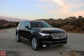 2016 volvo xc90 interior 004 the truth about cars