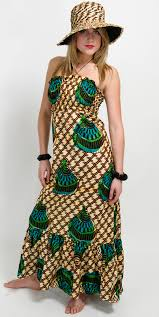 african print designer dresses authentic handmade african print