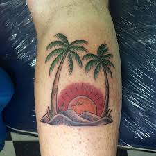 palm tree tattoos designs ideas and meaning tattoos for you