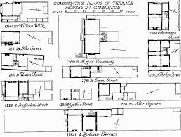 Downing Street Floor Plan Secular Buildings Houses 251 338 British History Online