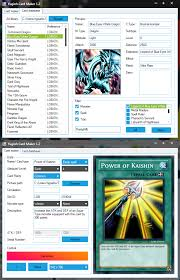 photo card maker yugioh card maker 1 4 by ngoaho on deviantart