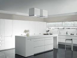 cuisine design blanche cuisine blanche et grise 30 designs modernes et élégants