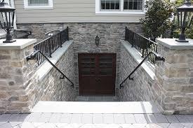 basement walkout design walkout basement doors splendid ideas walk out