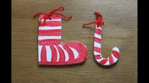 diy stockings and christmas candy cane how to make christmas