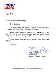example application letter tagalog home design idea pinterest