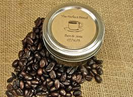 coffee wedding favors wedding coffee or tea favors jar wedding favors 20