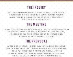 wedding amazing wedding planner contract wedding or event