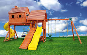 fantasy multi deck tree house jungle gym eastern jungle gym