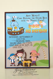 jake neverland pirate invitations jingvitations